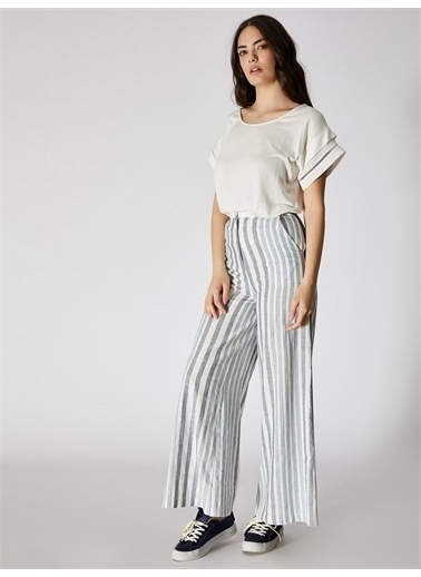 Vekem-Limited Edition Pantolon Lacivert